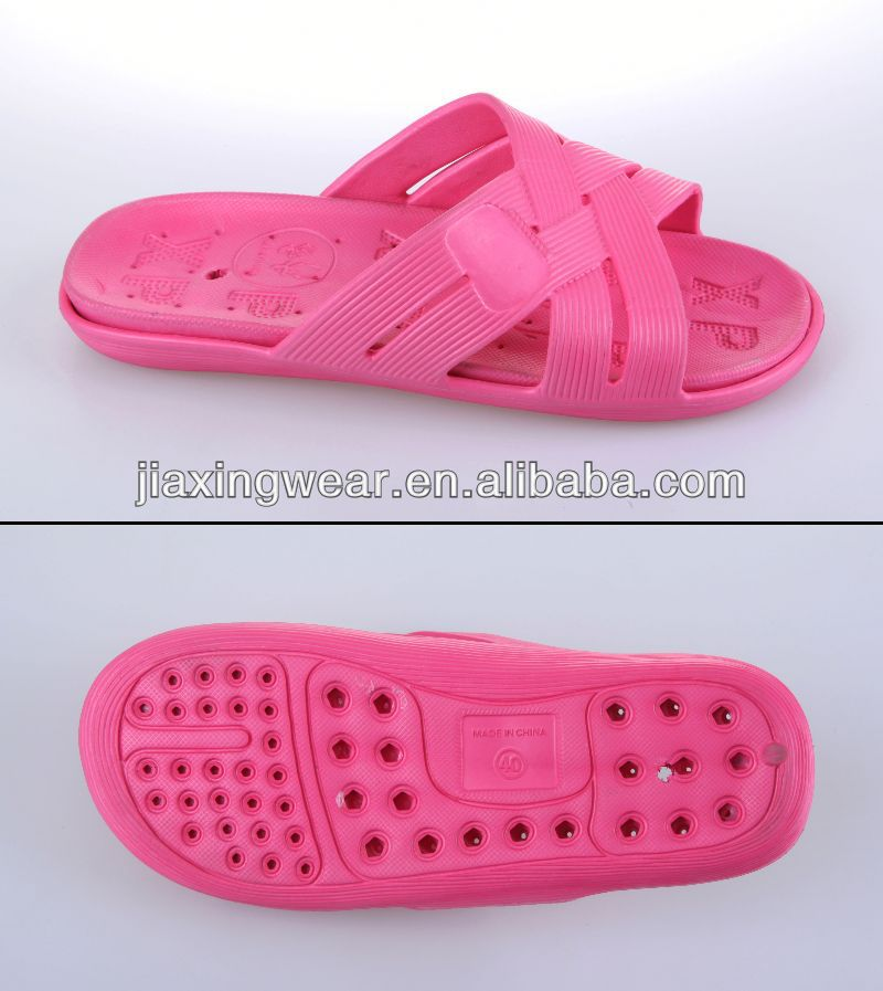 Once Injection eva foam flip flops for footwear and promotion