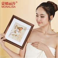 2016 new modern Sexy woman love Plastic material digital picture photo frame