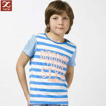 fashion style boys kids t-shirts design with oem service
