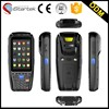 Rugged andriod and os pda barcode scanner with thermal printer
