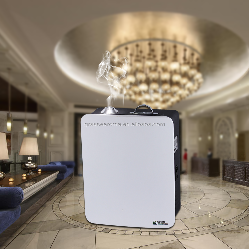Cold Vapor Mist Aroma Diffuser Use for Hotel lobby and HVAC scent market system