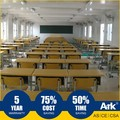 Ark Top Quality Good Price Long Lifespan Flatpack Prefabricated Steel Classrooms