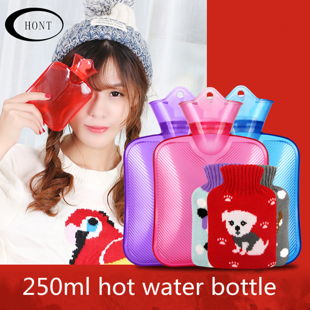 Electric pvc hot heater heater water bottle