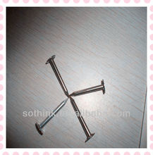 nails carpenter -Flat head roofing nail made in China