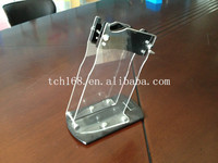 Acrylic knife display holder / knife display stand