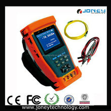 Hot 3.5 inch CCTV ptz control Tester with digital multimeter and optical power meter