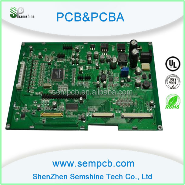 oem PCB board assembly for casio scientific calculator