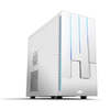 2017 Amazing PC Chassis/ Micro ATX Gaming Case/Tempered Glass Case ATX Mid Tower Case