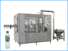 2000bph Water Bottling Machine/Filling Production Line