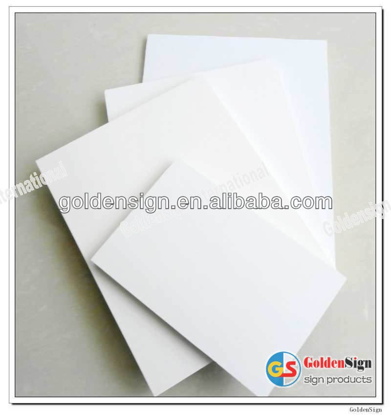 self adhesive pvc sheet for photo album(RoHs passed)/hot size 1.22m*2.44m/biggest manufacturer in Shanghai