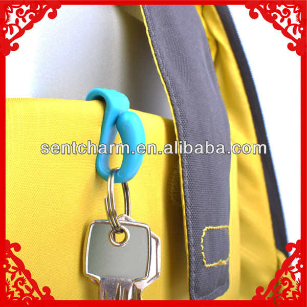 spy gadgets china best quality plastic card holder key chain