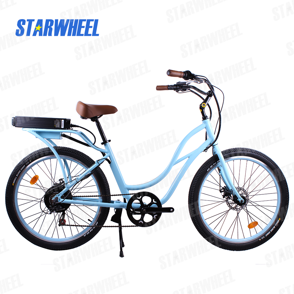 chinese electric bike for sale beach cruiser style