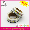 Hot selling 10mm washi tape for wholesales