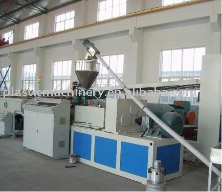 large diameter UPVC Pipe pipe production line (plastic machinery)