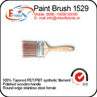 high quality synthetic filament hollow paint brush