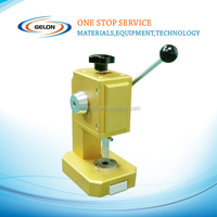 coin cell punching machine for button cell electrode punch use