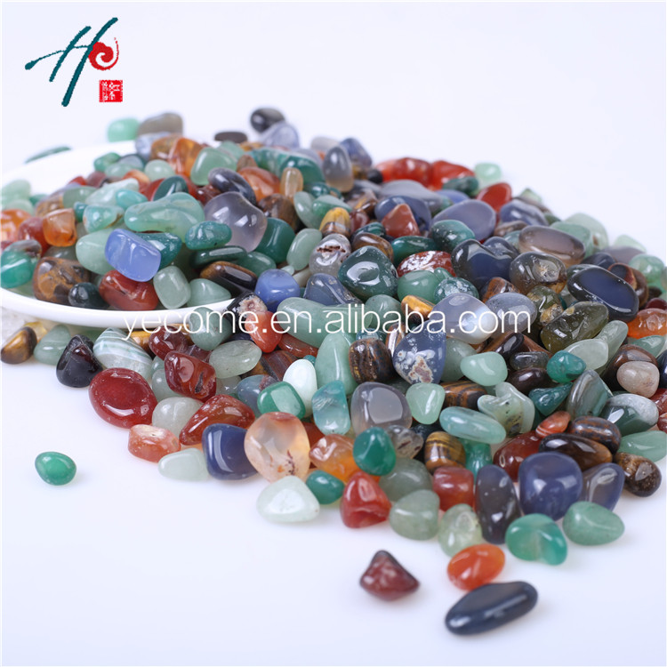 Natural fancy crystals healing stones with factory price