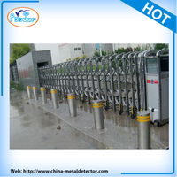 high quality parking stainless steel removable bollard 300 series price from china