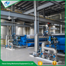CPO crude palm oil refining machine/palm oil fractionation plant
