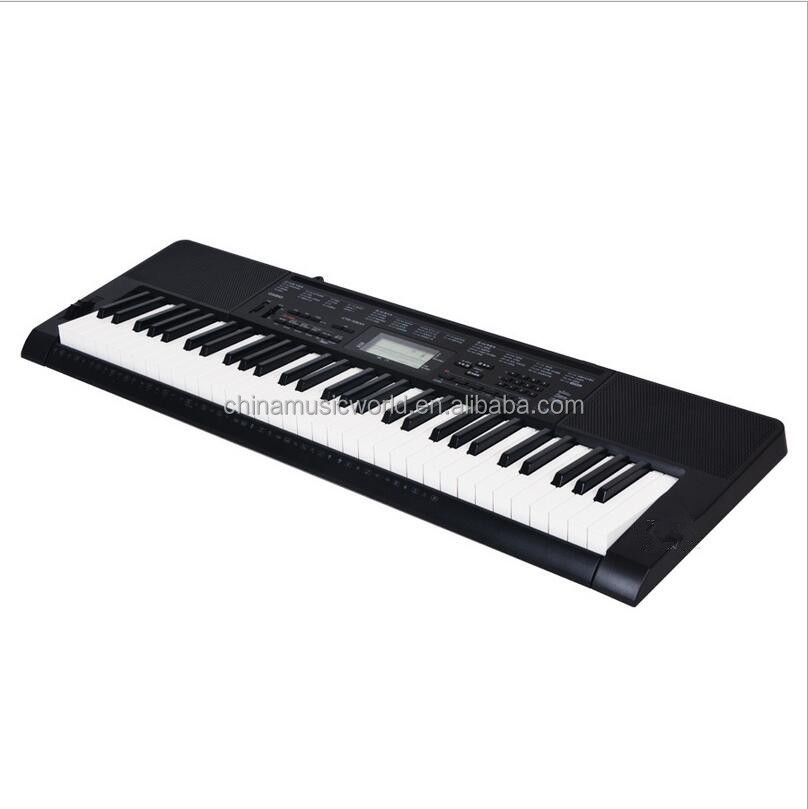 61 keys electric piano keyboard with microphone (AMLS-986)