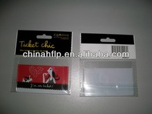 Wholesale fashion rubber business card holders