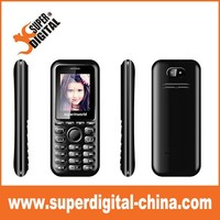 Dual sim China cheapest feature phone 1.8inch mobile big speaker bar type