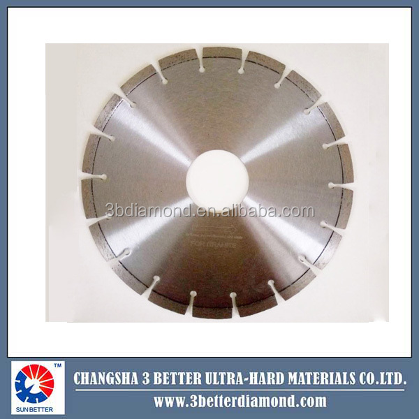 made in China Diamond Saw Blade cutting tools for Granite, Concrete, Stone, Tile