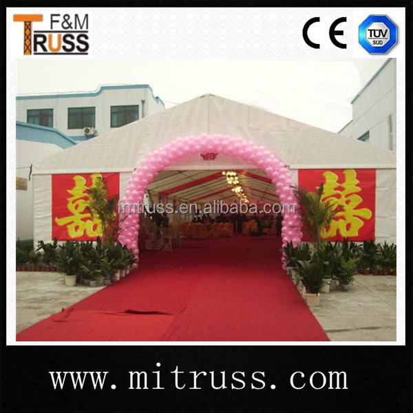 20x30 outdoor big size tent for wedding