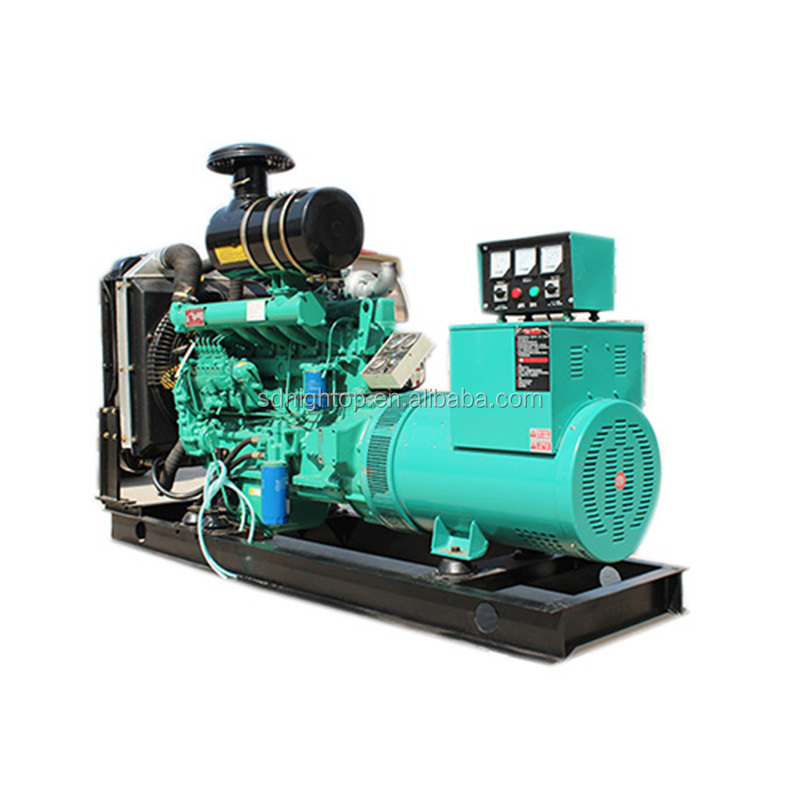 Factory price large diesel silent electricity generators for sale