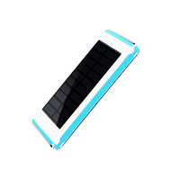 Hot Hight Capacity 12000mah Foldable Solar