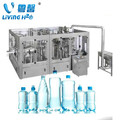 Full automatic 3 in 1 complete drinking pure water small bottle mineral water filling plant