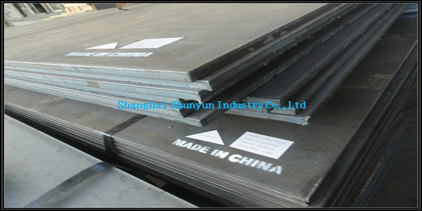 Galvanized Stainless HR CR MS plate Black Steel Plate