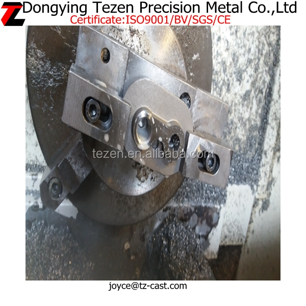 Custom sand casting/Custom iron casting/Cast forged