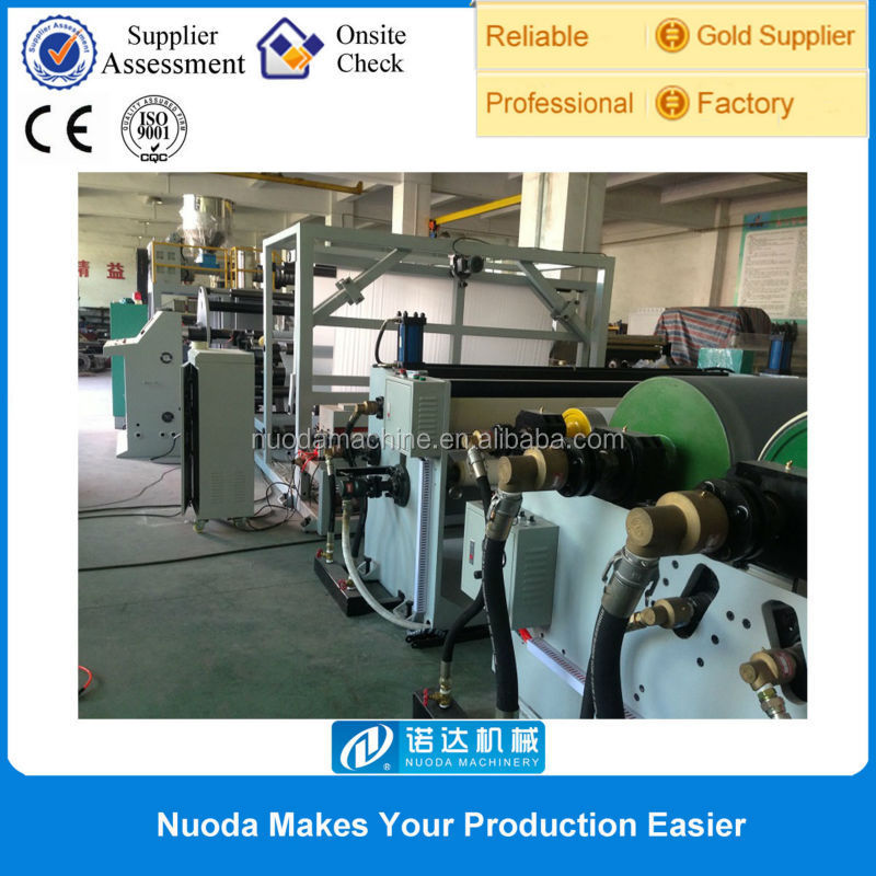 durable TPU film machinery line extrusion