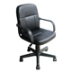 Classic design cheap best office ergonomic mid back PVC office chair best buy leather chair