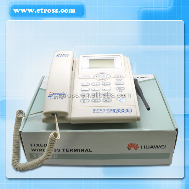 Huawei ETS 2222 CDMA wireless telephone widely used in payphone