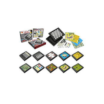 mgs-7110h 10 in 1 Magnetic Chess