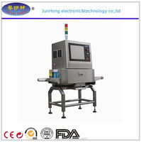 Free shipping Food X-ray screening machine for pudding, x-ray scanning equipment
