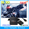 2016 mqx android tv box MXQ Pro S905 TV box 1gb 8gb 4k hd intel android tv box