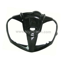 Carbon top fairing motorcycle part for Aprilia RSVR Tuono