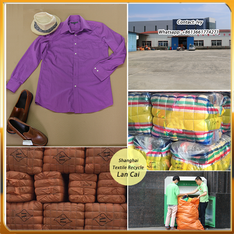 Good quality top bulk wholesale mix summer used clothing