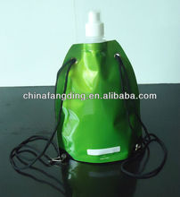1l stand up liquid pouch for water