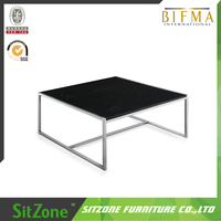 Modern Design Office Furniture Glass Coffee