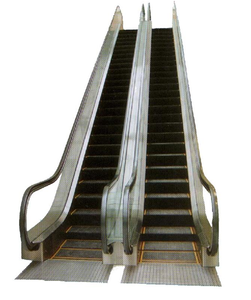 TRUMPF new escalator for airport or shopping center