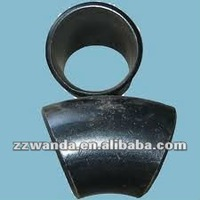 Hot Sale!!!ANSI A234 WPB Butt Welded Seamless 45 Deg Long Radius Elbow