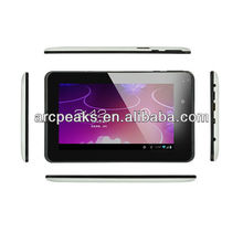 "7"" android phone tablet pc with HDMI slot and Blue tooth"