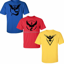 Pokemon Go Gym T-shirt Funny Joke Workout Gym wear Training Gift Top