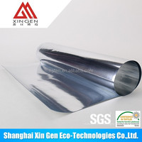 Metallic Silver TPU Film