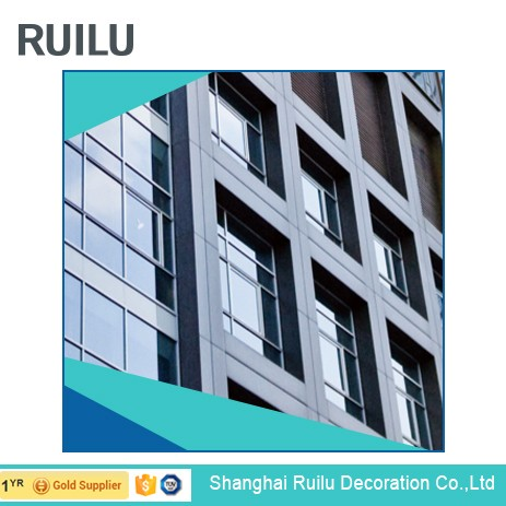 Exterior aluminum curtain wall/facade wall panel