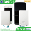 New Credit Card Business pwoer bank Card Power Bank 4000mah Portable Mobile Charger Built-in Cable Battery
